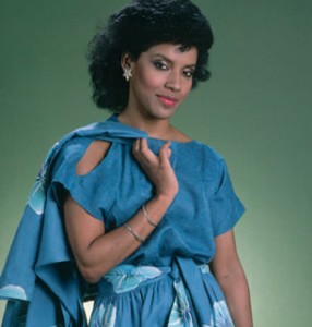 Phylicia Rashad as Clair Huxtable on <i>The Cosby Show</i>
