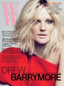 <i>W</i>, Cover April 2009