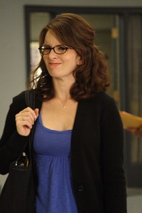 Tina Fey as Liz Lemon on <i>30 Rock</i>