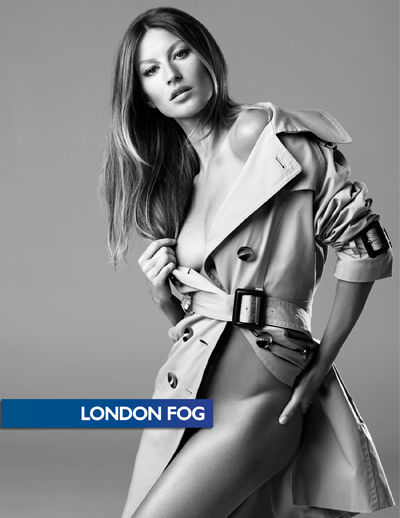New Victoria's Secret--erm--London Fog Ad