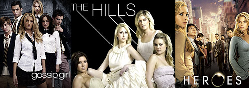 <em>The Hills, Heroes, </em>and <em>Gossip Girl