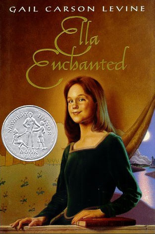 <em>Ella Enchanted</em> by Gail Carson Levine