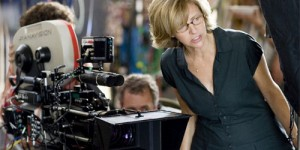 Nancy Meyers at work