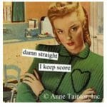 Anne Taintor adds a twist to images of women