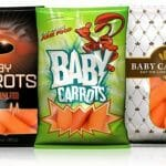 Advertisers want you to eat baby carrots like junk food