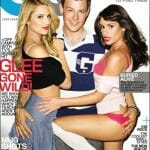 """Glee"" stars get very adult on the cover of GQ"
