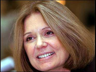 The woman, the myth, the legend: Gloria Steinem supports the SPARK movement.