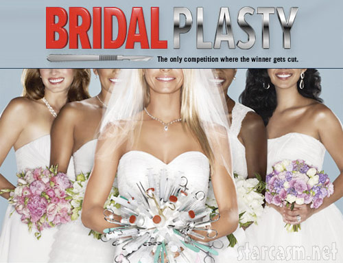 "E! stoops to a new low with ""Bridalplasty,"" premiering November 28."