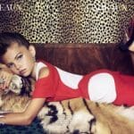 Vogue Paris thinks it's chic to sexualize young girls
