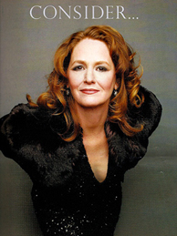 Melissa Leo implored Academy voters to consider her as a nominee. But she may not have needed to ask.