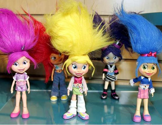 Do these look like trolls to you? Yeah, me neither.