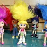 These are not troll dolls