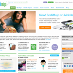 BodiMojo makes health cool for teens