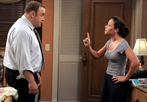 Few seem to object to couples like King of Queens's Doug and Carrie Heffernan despite the differences in body size.