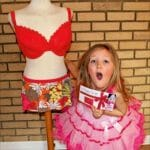 Is a breast-implant voucher a good gift for a 7 year old?