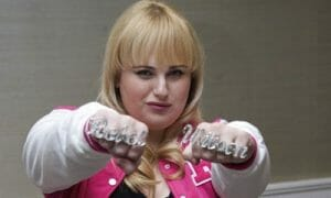 The fabulous Rebel Wilson.