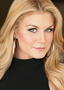 Headshot of winner, Miss New York.