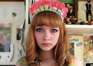 Tavi Gevinson is praised for all the wonderful content on her website, Rookie.