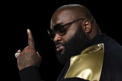 Image of Rick Ross.