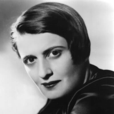 rand women Enjoy the best ayn rand quotes at brainyquote quotations by ayn rand, russian writer, born february 2, 1905 share with your friends.
