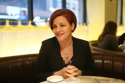 Image of Christine Quinn.