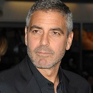 Actor, George Clooney.