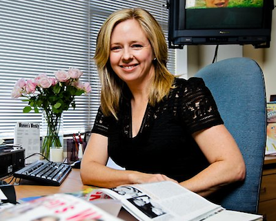 Helen McCabe, editor-in-chief of The Australian Women's Weekly.