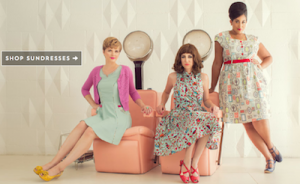 An image from ModCloth's Stylebook.