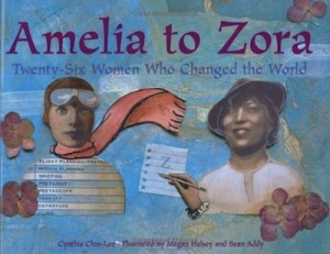 Amelia to Zora book cover