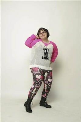 Karrie Brown  posing for image.