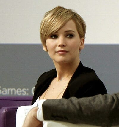 Jennifer Lawrence at Q&A Session