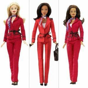 Barbie for President.