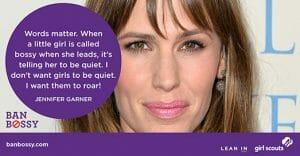 Jennifer Garner speaks out