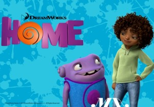 Coming Soon from DreamWorks: Home