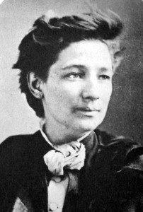 Victoria Woodhull, 150 years before her time.