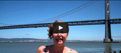 Click here to watch the video of me in my bikini on our Indiegogo campaign page.