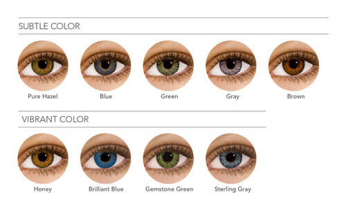 Now You Can Change Your Eye Color About Face