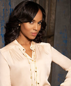 Olivia Pope from the TV show Scandal.